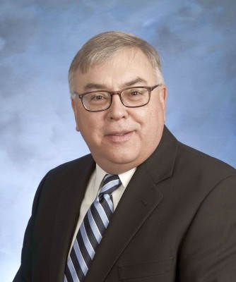 Charles Cole Memorial Hospital's CEO Ed Pitchford