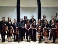 MU String Orchestra 2012