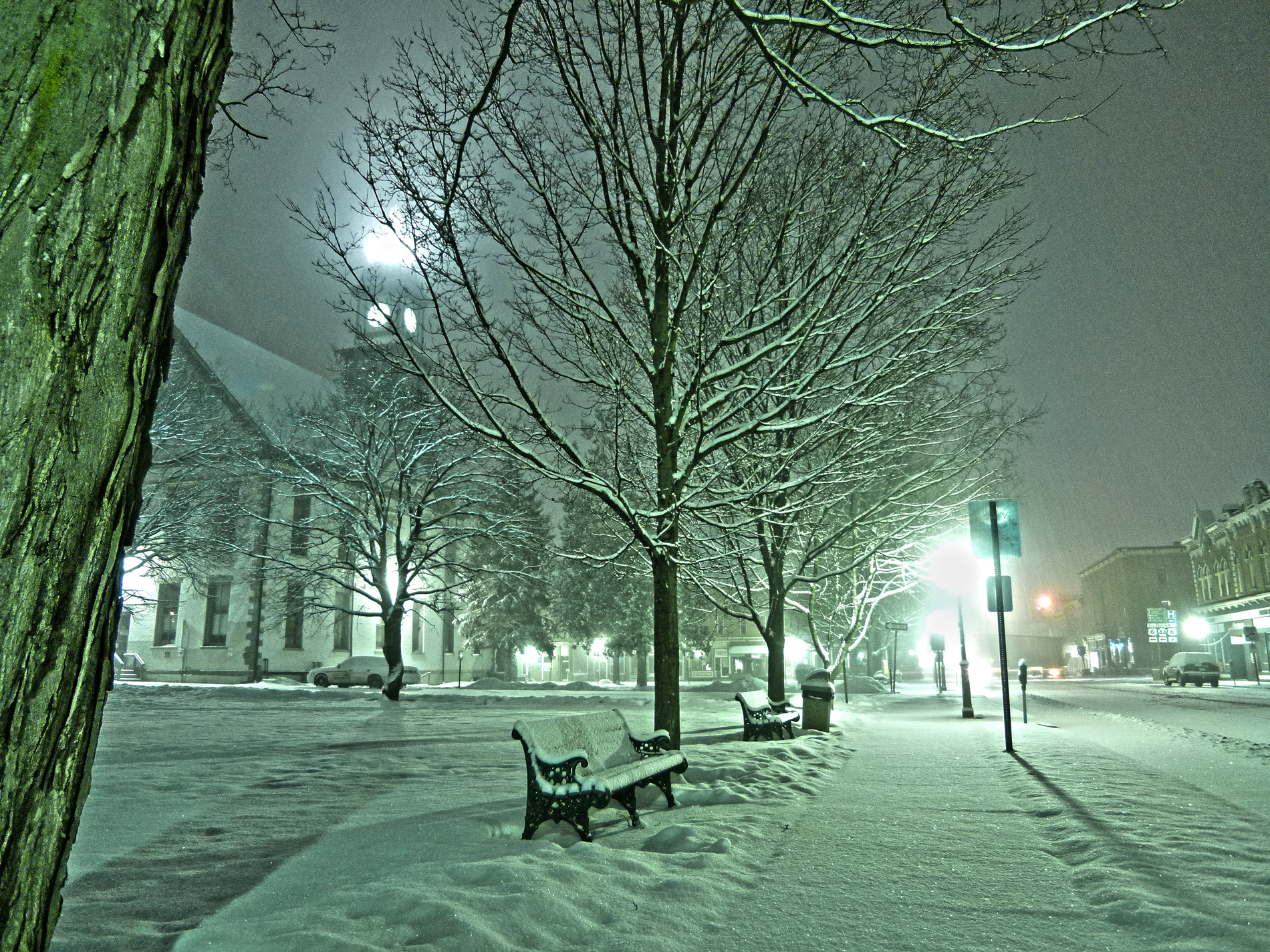 Outstanding Scenes From Snowstorm Coudersport Pa February 20 2011 Download Free Architecture Designs Rallybritishbridgeorg