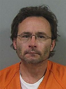 Accused Murderer Steven Rebert