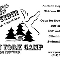 Penn-York Camp Auction
