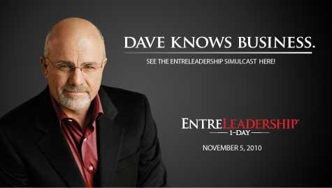 Dave Ramsey's EntreLeadership