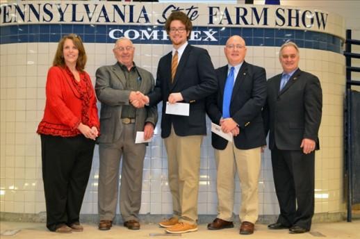 Kristen Hayman PA Farm Show Scholarship